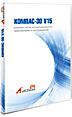 Железобетонные конструкции: КЖ, лицензия, (приложение для КОМПАС-3D/КОМПАС-График) (АСКОН)