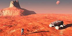 Айтішники фрілансери скоро зможуть працювати на Марсі. Ілон Маск має намір колонізувати Марс!