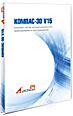 КОМПАС-Строитель V16, система автоматизированного проектирования для строительства, сетевая лицензия (АСКОН)