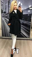 Женское пальто кашемировое Шанель, фото 1