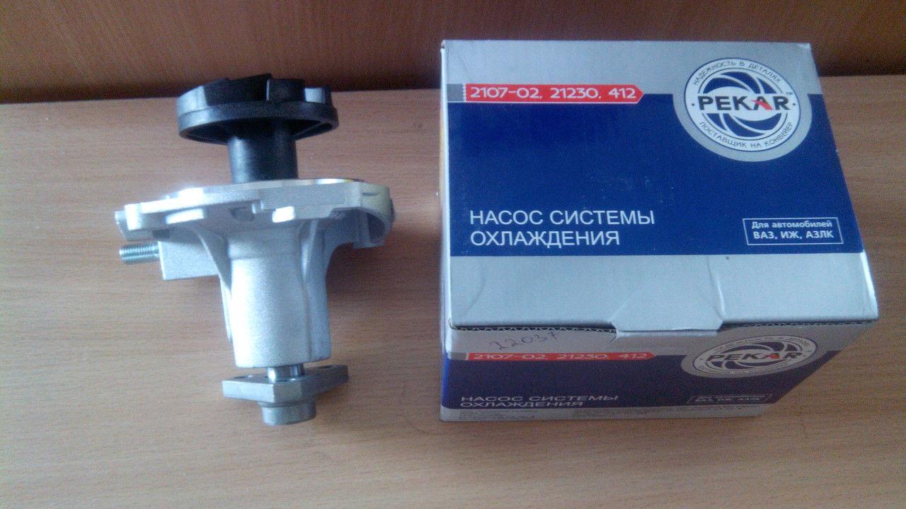 Насос водяной ВАЗ-2101--07  без корпуса в сб. (пр-во ПЕКАР)