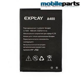 Оригинальный аккумулятор АКБ для Explay A400 1600mAh 3,7V