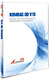 Металлоконструкции: КМ, лицензия, (приложение для КОМПАС-3D/КОМПАС-График) (АСКОН)