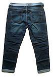 Джинсы больших размеров, женские джинсы бойфренды, фото 2
