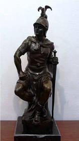 Скульптура Римский воин  нач.ХХ-века Скульптор  B C Zheng