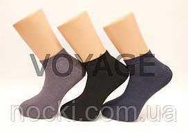 Махровые мужские носки патик х/б Ф8