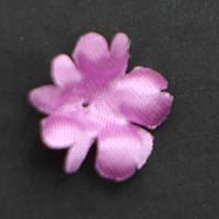 Цветок пятилистник., Форма - маленькое яблоко. Цвет розовый с оттенком. Размер 15 мм