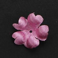 Цветок пятилистник., Форма - маленькое яблоко. Цвет фиолетово -розовый. Размер 15 мм