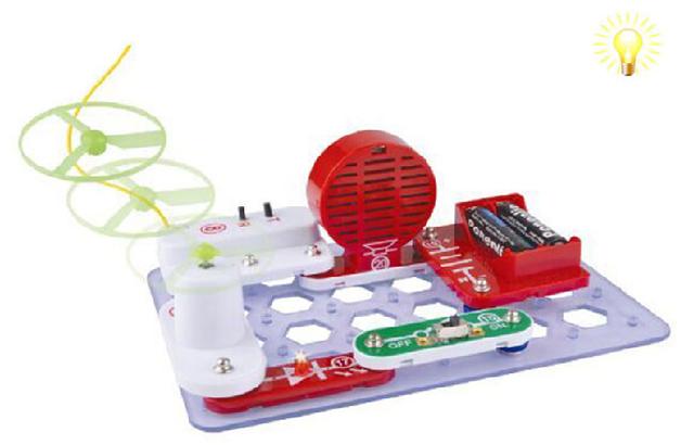 детский электронный конструктор для мальчиков