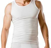 Майка мужская белая DONI Турция размер XL, фото 1