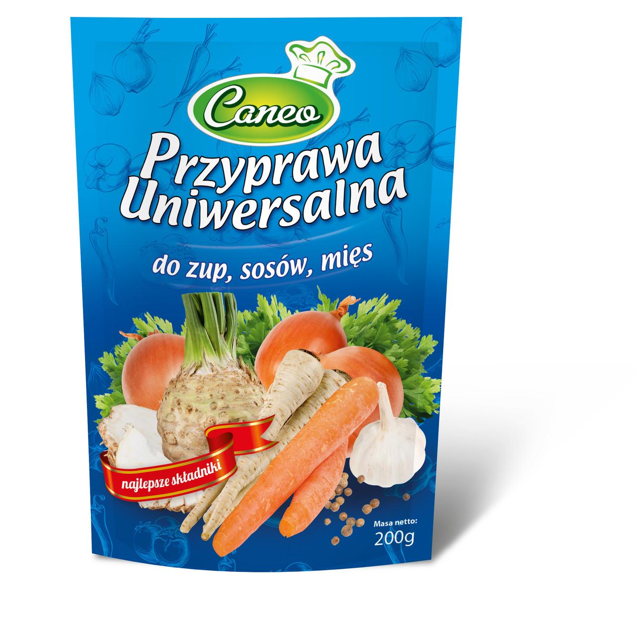 Caneo Przyprawa Uniwersalna — приправа универсальная, 200 гр.