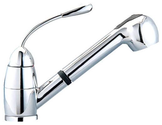 Кухонный смеситель BLUE WATER MINNESOTA - CHROM, фото 2