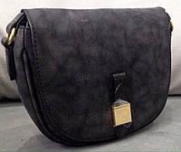 Сумка клатч через плечо Mulberry цвет черный, фото 1
