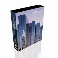 ArchiCAD 20 New NET3 license (Graphisoft)