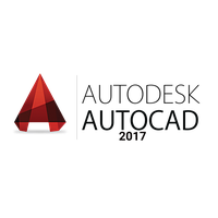 Autodesk  AutoCAD 2017 Commercial New Single-user ELD Quarterly with Basic Support (Autodesk)