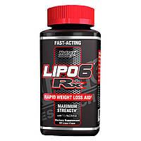 Жиросжигатель Lipo 6 Rx (60 liquid-caps)