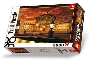 Пазл Trefl 33021 TREFL Цвингер в Дрездене 3000