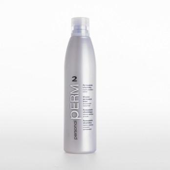 Personal Perm 2 Витаминный лосьон для завивки окрашенных волос 500 мл
