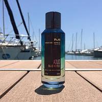 Мужская нишевая парфюмировання вода Mancera Aoud Blue Notes 120ml