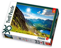 Пазл Trefl 27047 TREFL Пять прудов в долине 2000