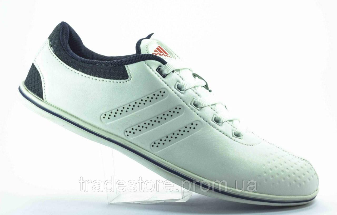 Кроссовки  adidas белые
