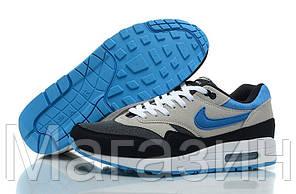 Мужские кроссовки Nike Air Max 87 Найк Аир Макс 87 серые, фото 2