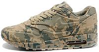 Мужские кроссовки Nike Air Max 87 VT Сamouflage, Найк Аир Макс камуфляжные
