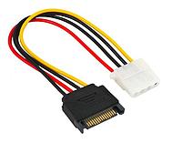 Переходник адаптер SATA IDE molex сата на 4 пин молекс