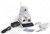 Камера с экраном NET CAMERA 4 in 1, веб-камера, поворотная веб камера