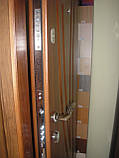 Двері вхідні броньовані з ковкою безкоштовна доставка 86х205, фото 2