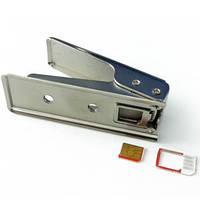Ножницы для обрезки сим карт MicroSim/микро сим (Sim cutter)