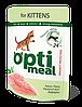 Optimeal (Оптимил) консерва для котят С курицей 85 г