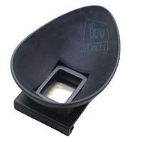 Наглазник каплевидный 22мм для Canon EOS 3D, 5D, 30D, 33D, 50D, 50E, 55D, 60D.