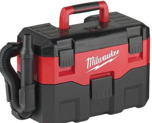 Milwaukee  HD 28 VC-0 Пилосос для сухого та вологого прибирання, фото 2