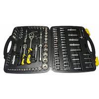 Профессиональный набор инструментов 82 ед. AT-8212РИ.АВТОИНСТРУМЕНТ (НАБОРЫ) - СТАЛЬ