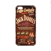 Чехол для iPhone 4/4S Jack Daniel's - party