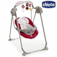 Детское кресло - качалка Chicco Swing Polly Up 79110