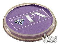 Аквагрим Diamond FX основной лавандовый
