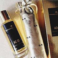 Чоловіча нішева парфюмировання вода Mancera Aoud S 120ml