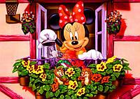Микки Маус 46 Вафельная картинка
