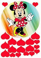 Микки Маус 47 Вафельная картинка