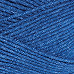 Yarnart Jeans Plus (Ярнарт Джинс Плюс) 17 темный джинс