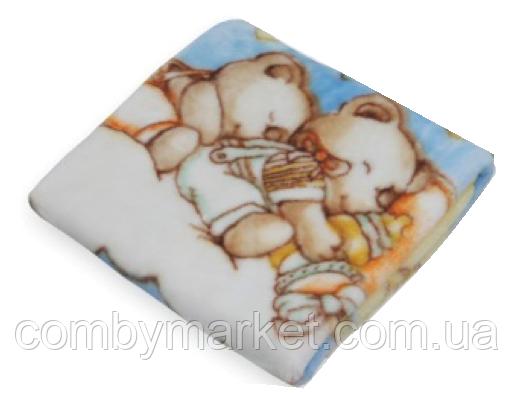 Одеяло Baby Mix OP-B blue.