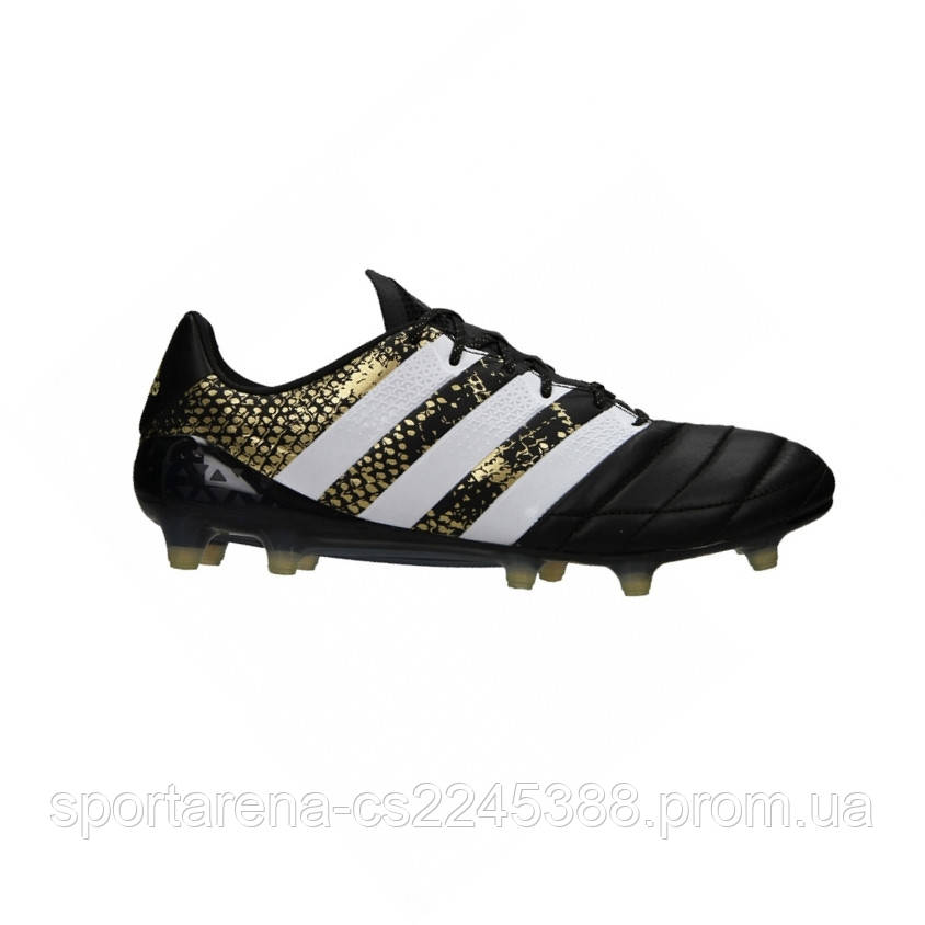 997329de Профессиональные футбольные бутсы adidas Ace 16.1 FG Leather S79685 -  СПОРТАРЕНА в Днепре
