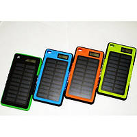 Солнечная батарея зарядка Power Bank 20000mAh LCD