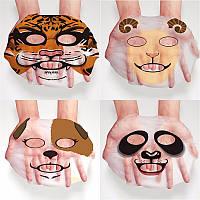 Маска для лица увлажнение и питание в виде тигра 3D маска/штука, фото 1