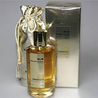 Чоловіча нішева парфюмировання вода Mancera Aoud Sandroses 120ml
