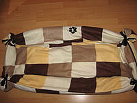 Лежанка со съемным чехлом матрац для собаки 60 х 120 см