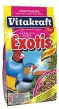 Корм для экзотических птиц Vitakraft Витакрафт Exotis 500 г