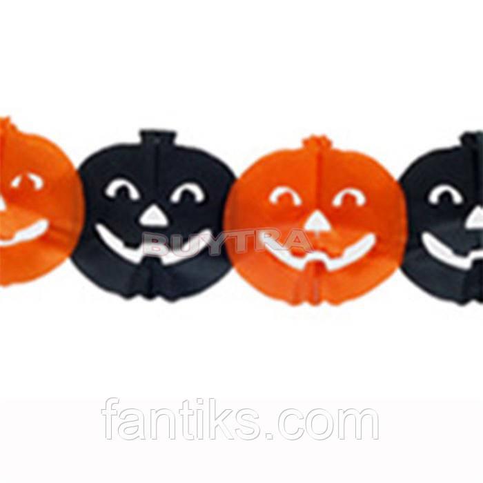 Гирлянда для Хеллоуина